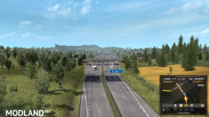 Junction Overhaul 2.46 for Promods 2.46, 3 photo