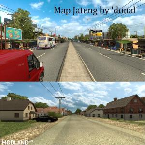 Map Jateng Indonesia, 1 photo