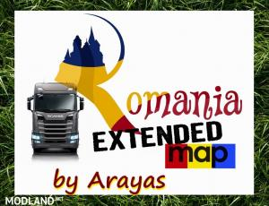 ROMANIA EXTENDED 1.4.2 Promods version, 1 photo