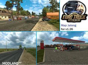Map Jateng Indonesia, 2 photo