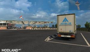 Project Balkans v 2.1: ProMods addon for 1.24.x, 2 photo