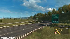 Romania Reworked mod v 1.0 1.34.x, 4 photo