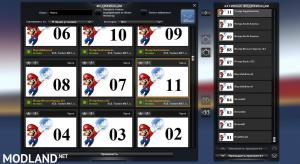 Mario Map 12.8 compatible with DLC Baltic  (1.33), 4 photo