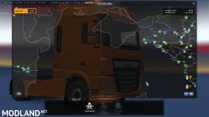 Promods 2.27 - Southern Region 7.2 Ferry connection [1.31.xx]