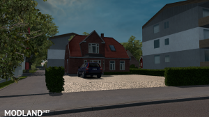 Simple House Mod - Stockholm