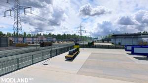 Vanessa Pashmina MAP 4.0 for ETS2, 5 photo