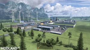 Vanessa Pashmina MAP 4.0 for ETS2, 11 photo