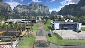 Vanessa Pashmina MAP 4.0 for ETS2, 12 photo