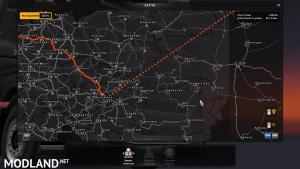 Map Morozov Express 6.3, 1 photo