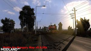 Hungary Map 0928a Hotfix & New AI by Indian56 1.32.x, 2 photo