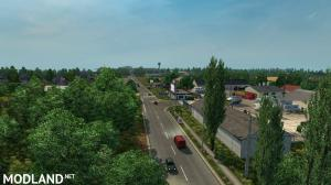 Hungary Map v0.9.25 for ETS2 1.19.x