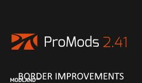 [REL] Border improvements pack for ProMods 2.41 [1.35], 1 photo