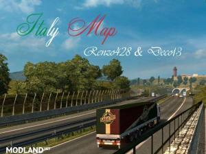 Italy Map V2.0  [1.28.x], 1 photo