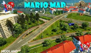 Mario Map 12.8 compatible with DLC Baltic  (1.33), 1 photo
