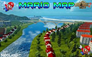 Mario Map v12.7 [1.30.x], 1 photo