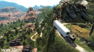 Mapa Peru Death Road, 2 photo