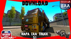 EAA Truck Map v5.1 [1.35], 1 photo