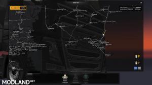 Map Morozov Express 6.3, 2 photo