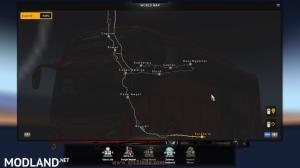 Rework Ndesovania Map Mod By Jaka - ETS2 1.36 to 1.38, 2 photo