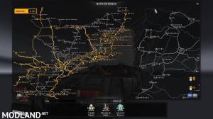 EAA Truck map v4.5 (1.30), 4 photo