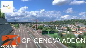 Operation Genova for ProMods Addon [1.37.x]