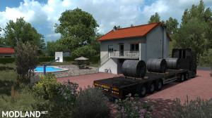 Warehouse & House in Epinal v 1.0