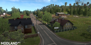 New Slovakia Map by KimiSlimi v 13 - DLC BALT REQUIRED!