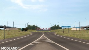 Roads of the Volga region (Volga Map)  1.32.x, 9 photo