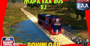 Mapa EAA Bus version v5.1 [1.35], 1 photo