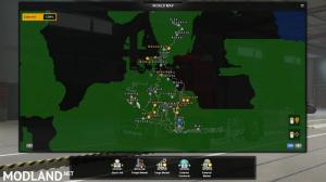 ROTAS JOSIMAR MAP MOD [Extreme and Dangerous Roads Map] for ETS2 1.37, 2 photo