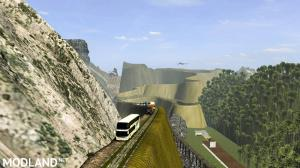 ROTAS JOSIMAR MAP MOD [Extreme and Dangerous Roads Map] for ETS2 1.37, 5 photo