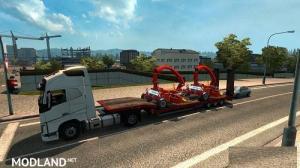 Trailers&Cargo Pack Fazenda map v.1.4, 1 photo