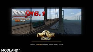 TruckSimMap 6.1 for patch 1.21.x, 1 photo