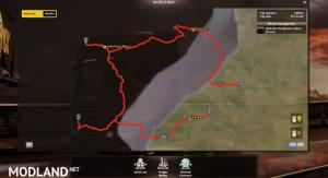 ICRF MAP MOD ETS2 1.37, 1.38