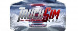Truck Sim Map 6.4 for 1.25  - External Download image