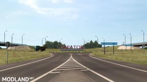 Roads of the Volga region (Volga Map)  1.32.x, 5 photo