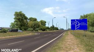 Roads of the Volga region (Volga Map)  1.32.x, 6 photo