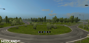 New Road in Northern Ireland v1.0 1.36, 2 photo