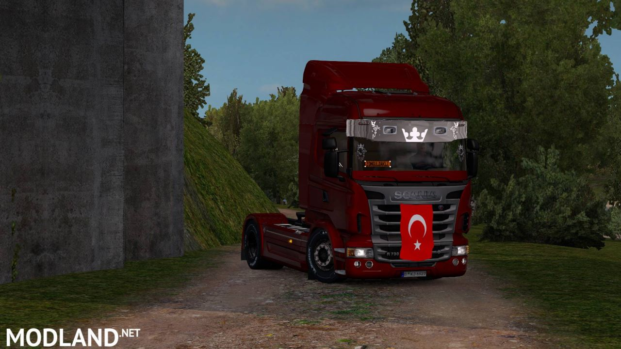 Scania Turkish Jobs 1.36