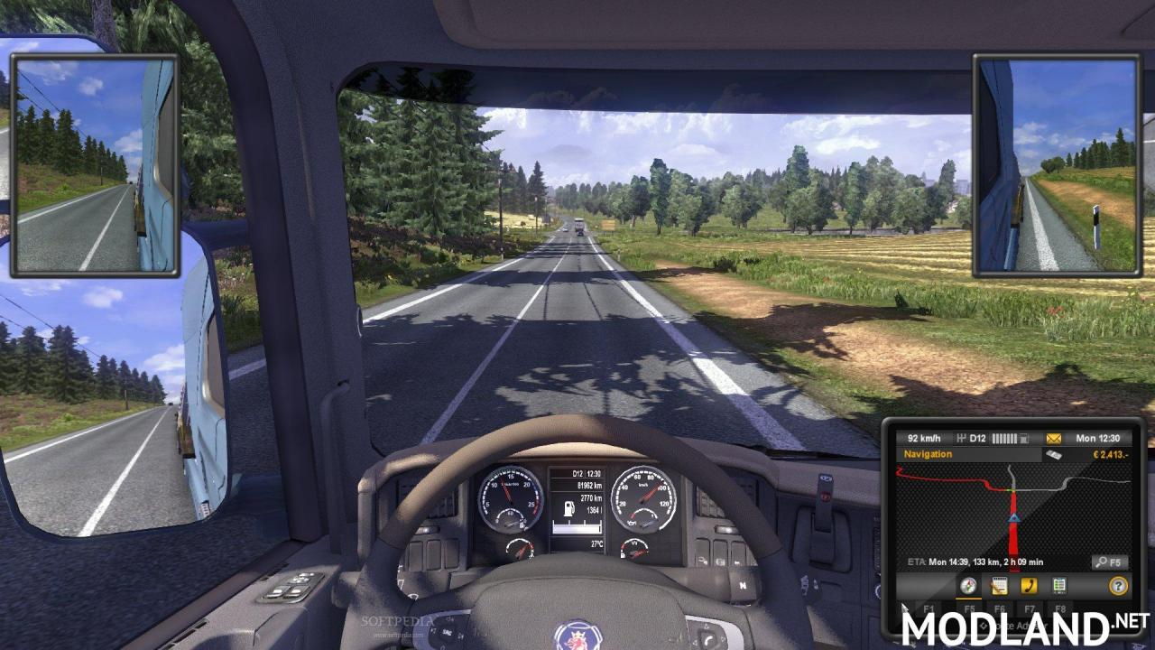 Euro Truck Simulator 2 (DEMO)
