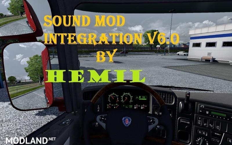 Sound Mod Integration