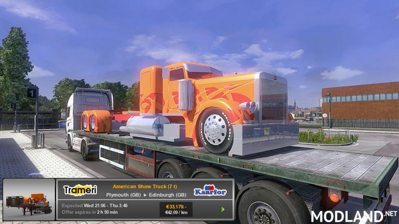 Standalone American Truck Show