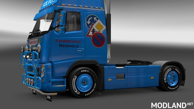 Volvo rims