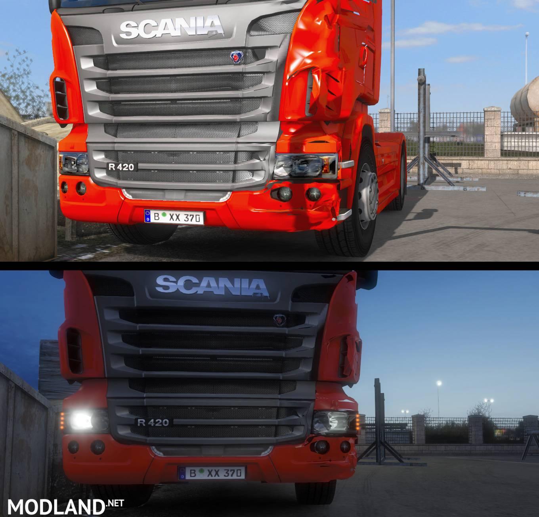 Scania R Crash V2 0 Mod For Ets 2