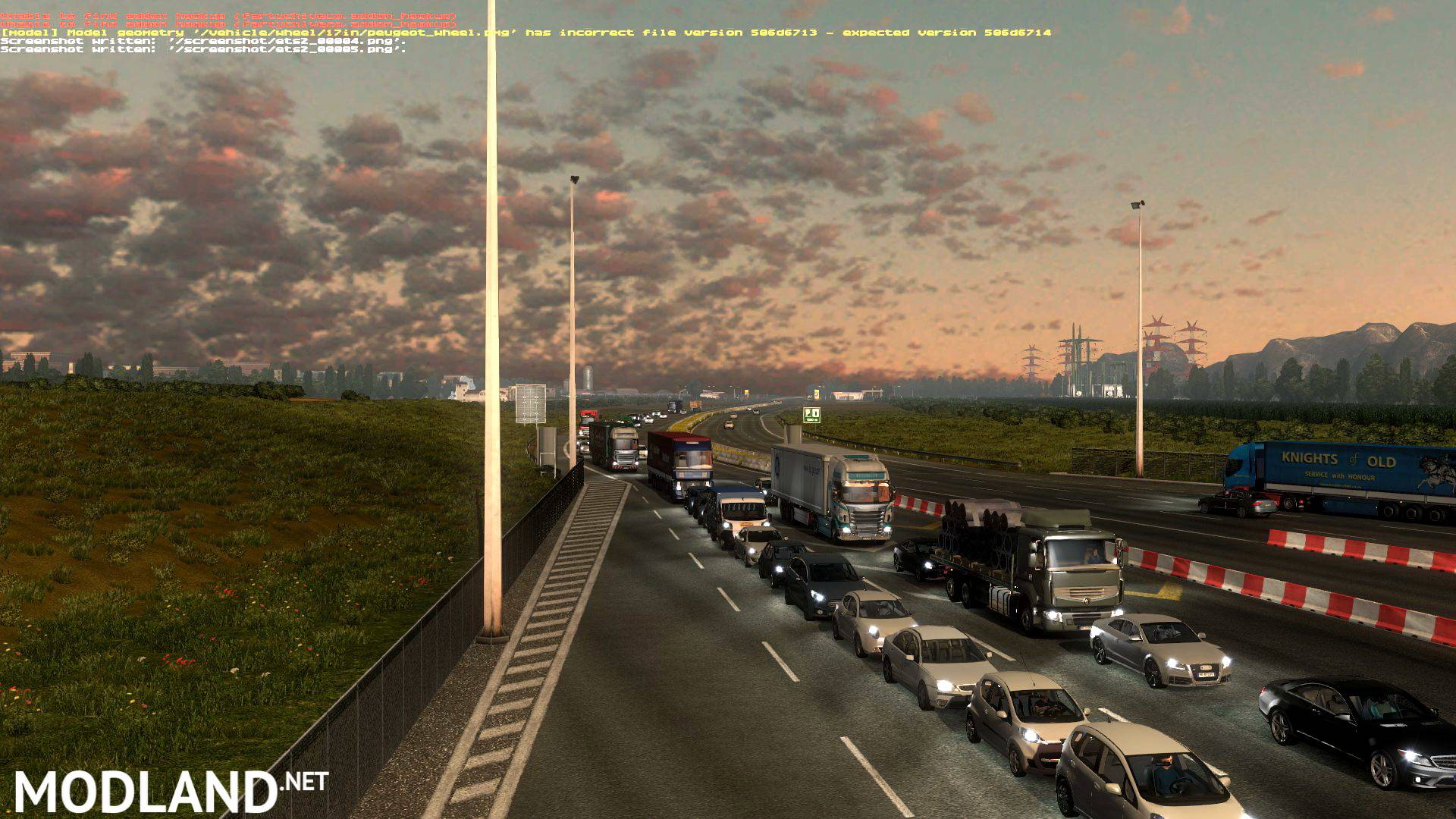 MORE AI TRAFFIC VER  4 36 mod for ETS 2