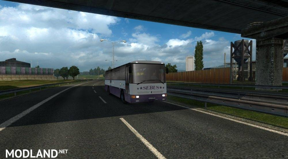 Czech and Slovak AI Traffic Pack mod for ETS 2