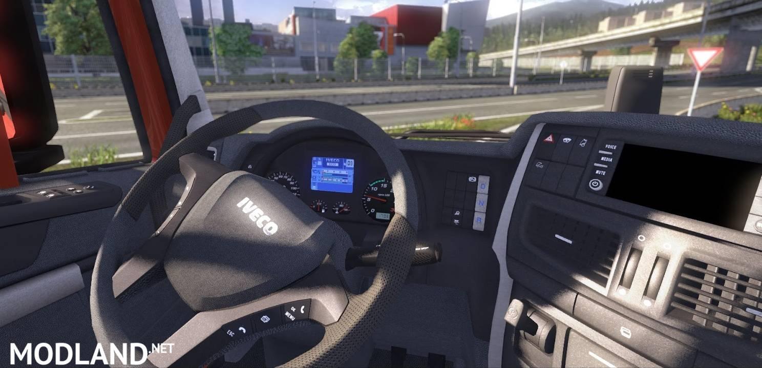 Seat Adjustment No Limits V1 0 mod for ETS 2