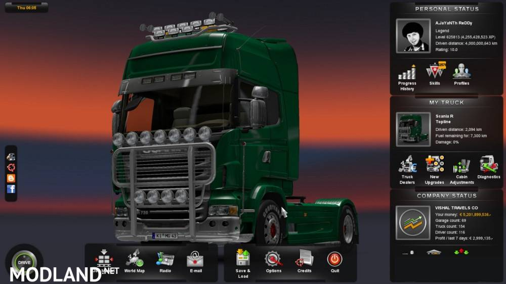 Ets 2 mods profile 1 31 | ETS2 Sumatra Map for V 1 30 and