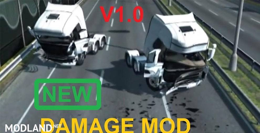 Perfect Damage Mod V 1 0 Mod For Ets 2