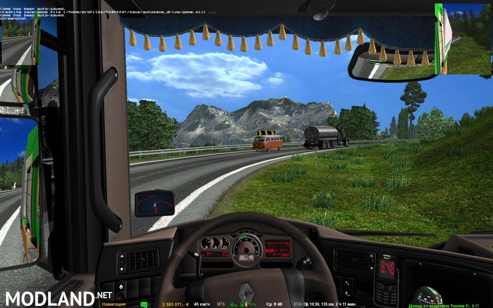 weather mod mod for ets 2